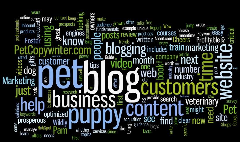 Copywriter blog