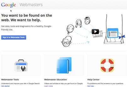 PetCopywriter.com photo Google Webmaster tools