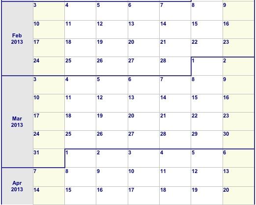 Pet Marketing Calendar Template Petcopywriter