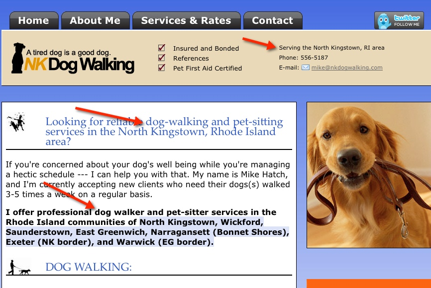 Is your local pet business website missing this critical